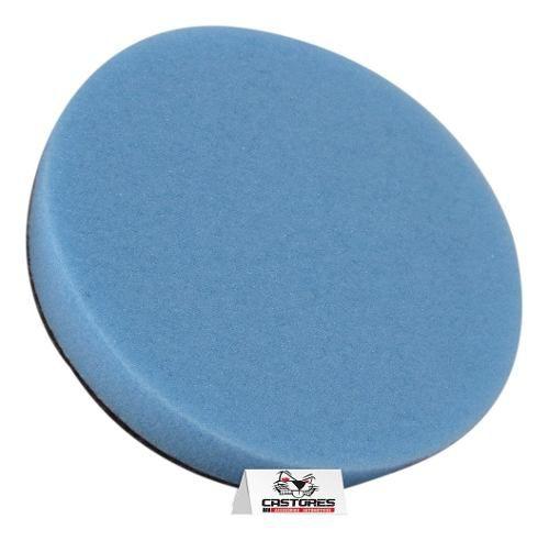 Boina Espuma Refino E Lustro 3,5'' Azul Lincoln
