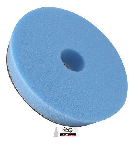 Boina Espuma Refino 5,5'' Azul Lincoln