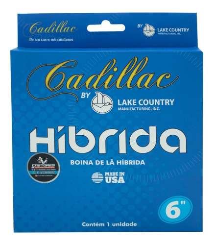 Boina De Lã Hibrida Cadillac 6''