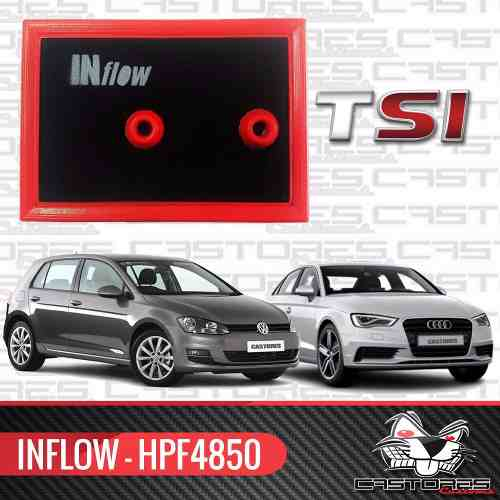 Filtro Esportivo Inflow - Vw Golf Audi A3 1.4 Tsi Hpf4850
