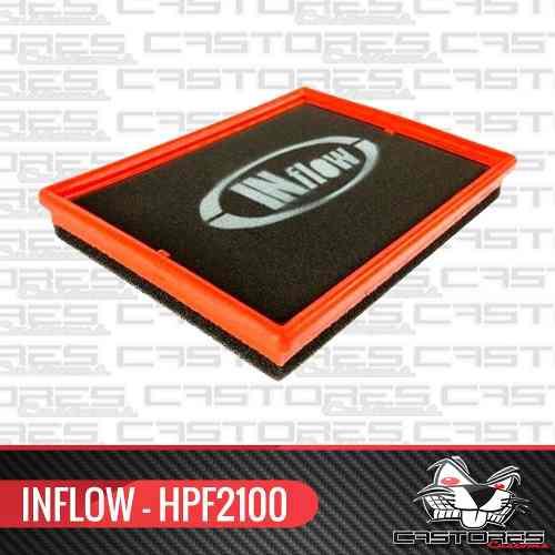 Filtro De Ar Esportivo Inflow Gol Gti, Escort Verona Hpf2100