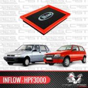 Filtro Ar Esportivo Inflow Fiat Uno Mille Premio Hpf3000