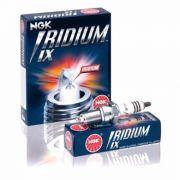 Jogo 4 Velas Ngk Iridium - Bkr7eix