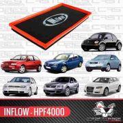 Filtro Esportivo Inflow A3 Bora New Beetle Golf 1.6 Hpf4000