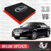Filtro De Ar Esportivo Inflow Ford Fusion 3.0 V6 Hpf2425