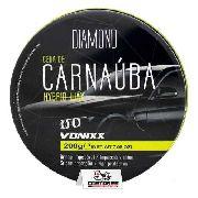 Cera Carnauba Hybrid Wax Vonixx 200g - Brilho E Proteção