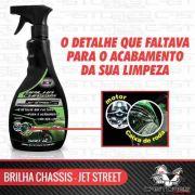 Brilha Chassis E Caixas De Rodas 500ml Spray - Jet Street