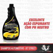Shampoo Automotivo Ph Neutro 500ml 1:100 - Jet Street