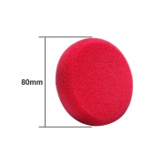 A Sonax Boina de Espuma Vermelha 83mm 3