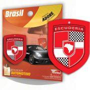 Aromatizante Automotivo Escuderia Brasil - Adore