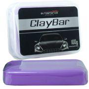 Clay Bar Autoamerica Descontaminante 100grs