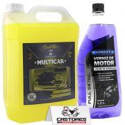 Multicar Cadillac 5litros Verniz Para Motor Vonixx 1,5litros