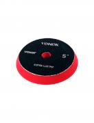 """Vonixx Boina Voxer Super Lustro 5"""" Espuma Vermelha"""