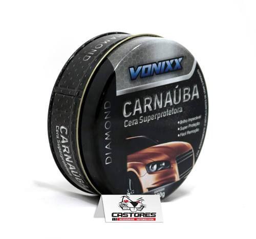 Cera Carnauba Superprotetora Vonixx 200 Gramas