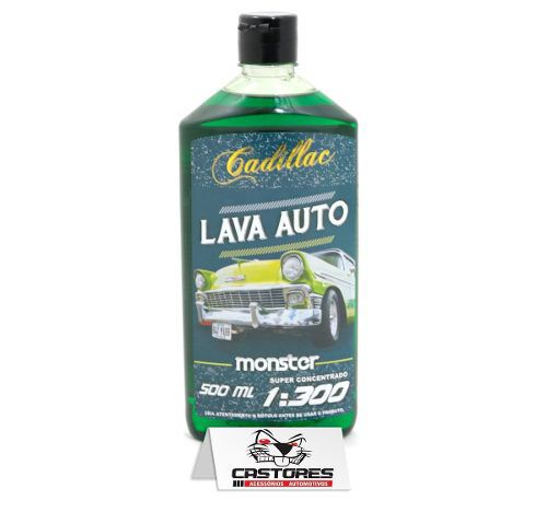 Lava Auto Shampoo Cadillac Monster Neutro 1:300 500ml