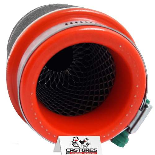 Filtro De Ar Esportivo Inflow Fusca Carburador Hpf4001