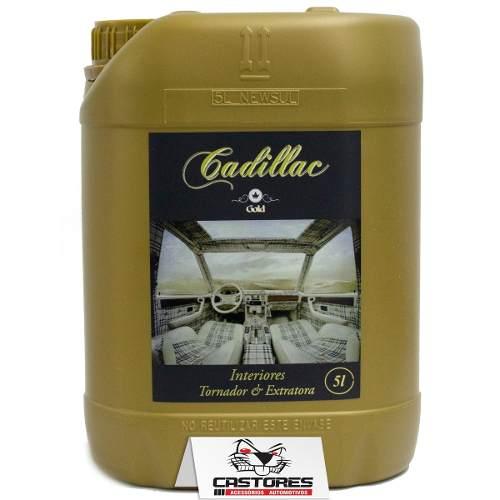 Cadillac Interiores Apc Uso Interno Tornador Extratora 5l