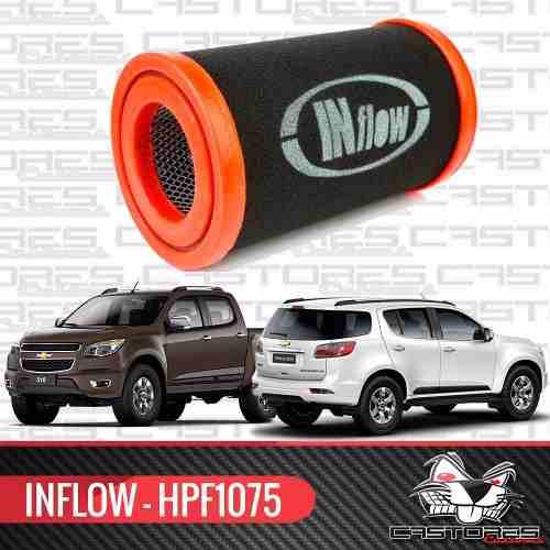Filtro De Ar Esportivo Inflow Nova S10 Trailblazer Hpf1075