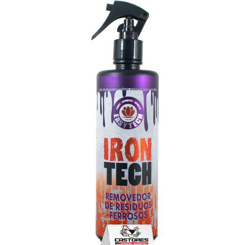 Irontech Descontaminante Ferroso Easytech - 500ml