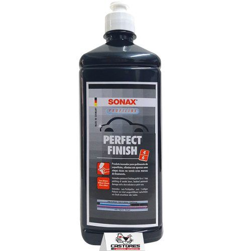 Perfect Finish Polidor Composto Refino / Lustro Sonax  - 1kg