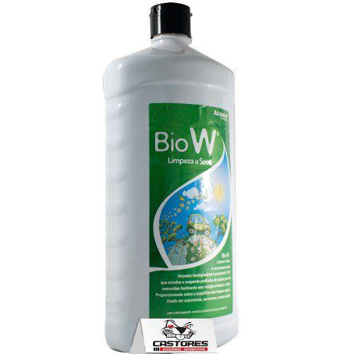 Bio W Lavagem A Seco Concentrado Alcance - 1 Litro