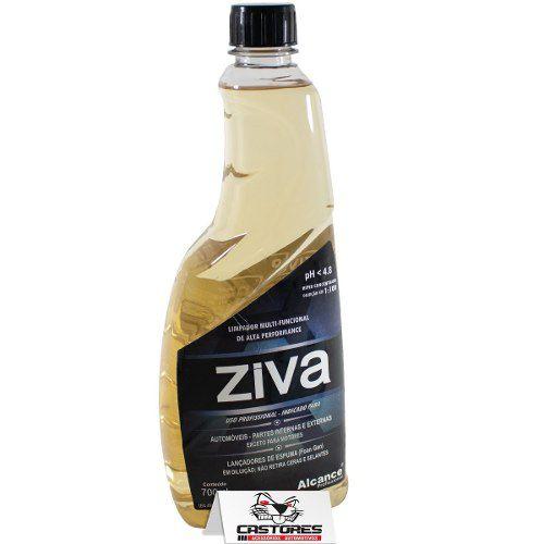 Ziva Limpador Concentrado Multi Funcional Alcance 700ml