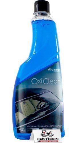 Removedor De Chuva Acida Oxi Clean 700ml Alcance