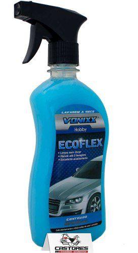 Lavagem A Seco Ecoflex Vonixx 500ml