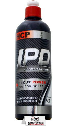 Polidor Lincoln Lpd Hi Cut Power Corte Pesado 500g