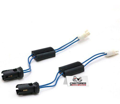 Par De Canceller T10 Canbus Resistor Led Pingo