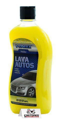Shampoo Lava Autos Vonixx 500ml