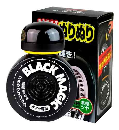 Black Magic Pretinho E Hidratante De Pneu Premium - Soft99
