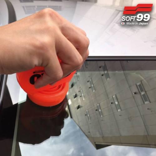 Cristalizador Parabrisa Repelente Água Big Glaco Soft99