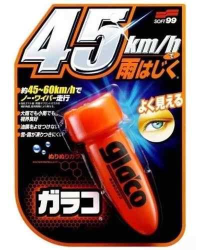 Cristalizador Parabrisa Repelente Água Glaco Soft99 75ml