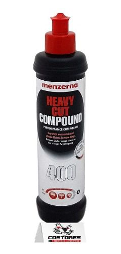 Heavy Cut 400 Compound Menzerna 250ml