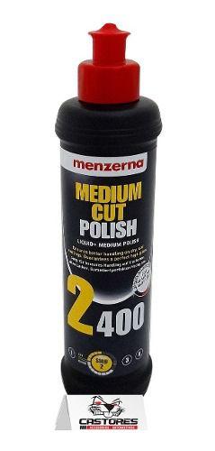 Menzerna 2400 Medium Cut Polish 250ml