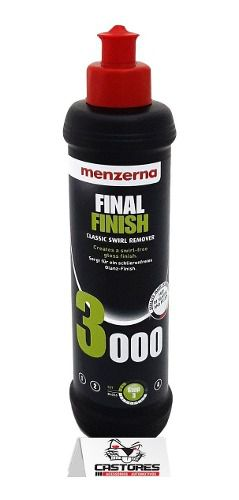Menzerna 3000 Final Finish 250ml