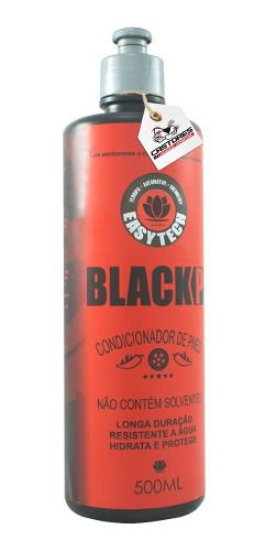 Condicionador De Pneu Black P Easy Tech 500ml