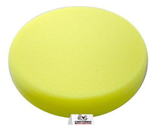 Boina Espuma Low Cost Amarela Refino 6' Autoamerica