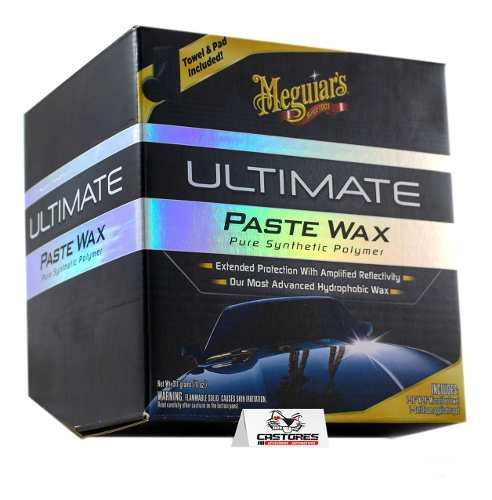Cera Ultimate Em Pasta Meguiars Ultimate Paste Wax