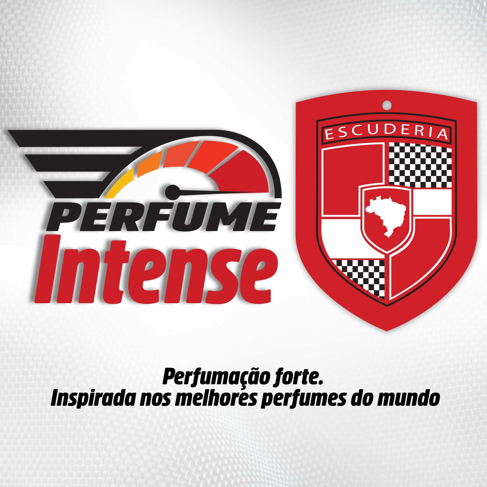 Aromatizante Automotivo Escuderia Brasil - Invicto