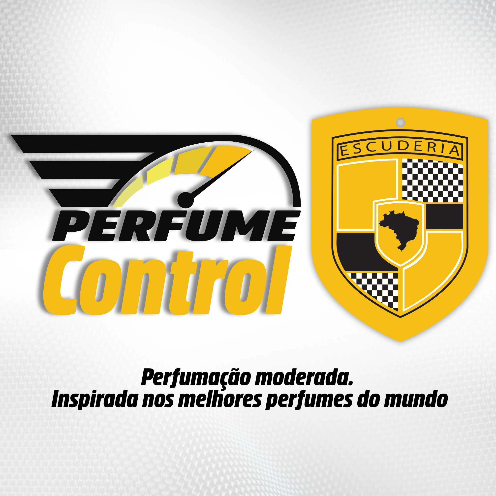 Aromatizante Automotivo Escuderia Brasil - Perfume Metropolitan