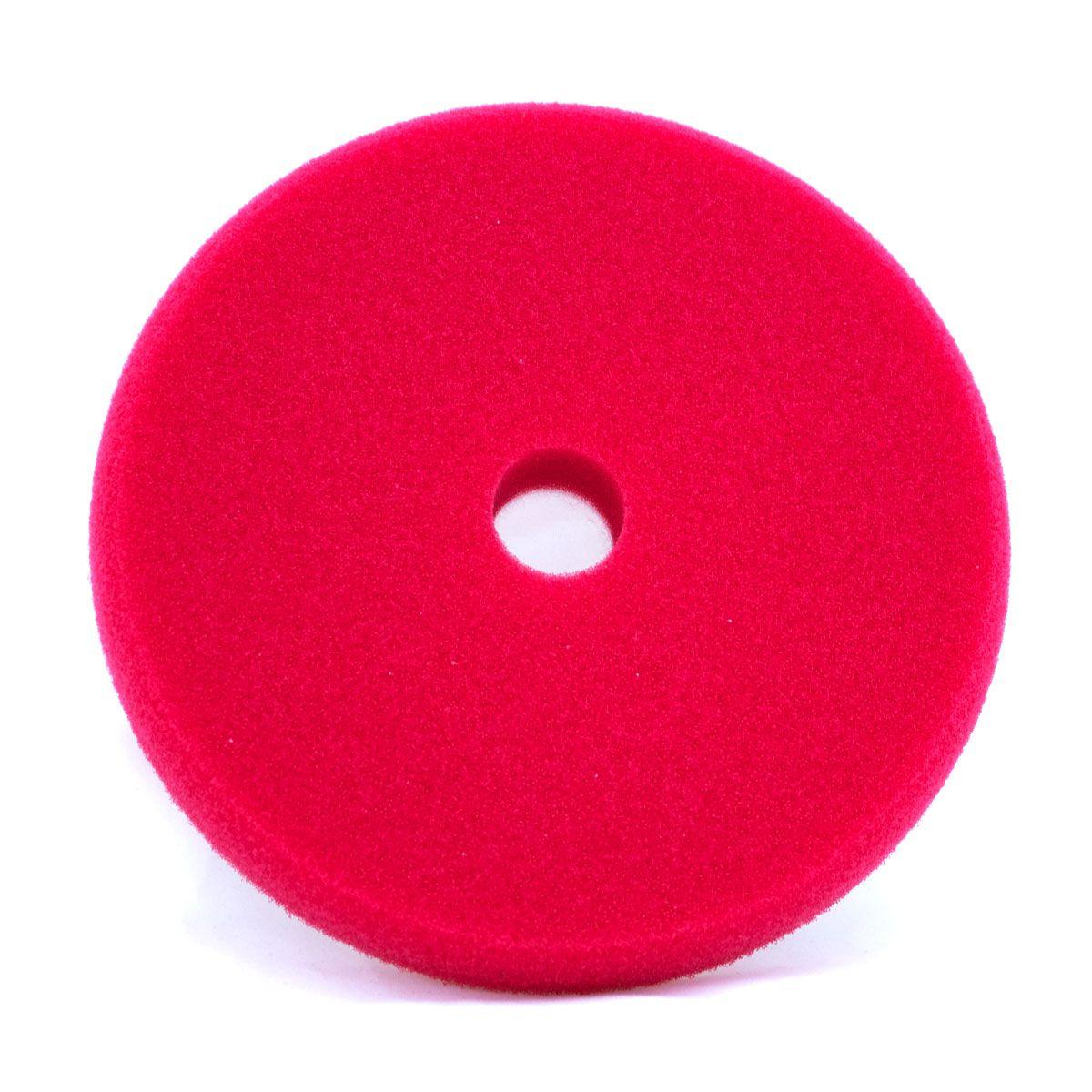 Boina de Espuma Vermelha Agressiva Premium 143mm Roto Orbital - Sonax