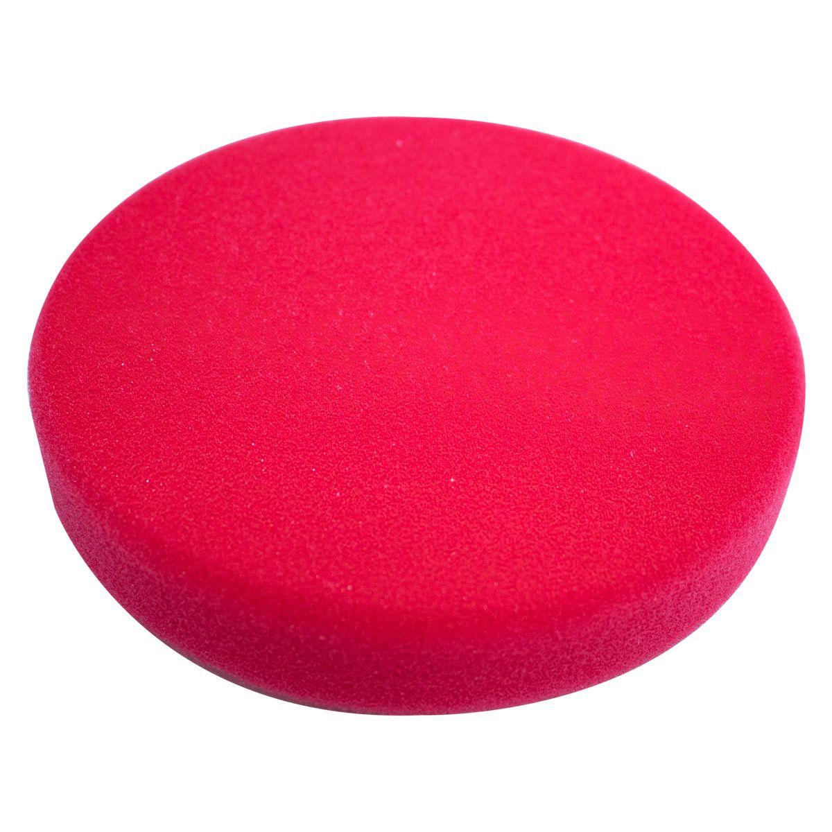 Boina de Espuma Vermelha Corte 160mm Sonax Etapa Corte
