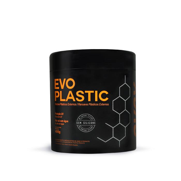 Evoplastic 400g - Renovador de Plasticos Externos - EVOX