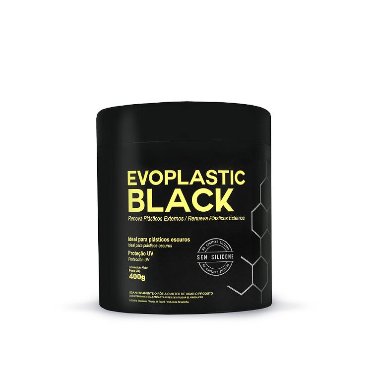 EVOPLASTIC BLACK - EVOX