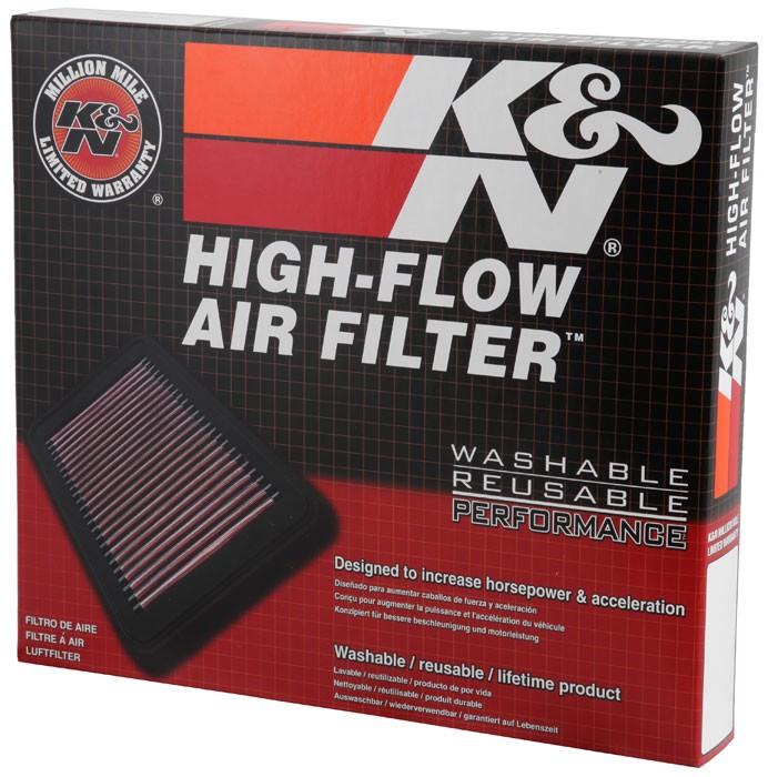 FILTRO K&N INBOX 33-3004 - GOLF 2014 1.4 TSI | AUDI A3 2014 1.4 TFSI | A1 1.4