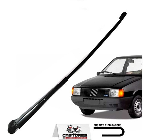 Haste Limpador Do Parabrisa Fiat Uno 1985 Até 1994