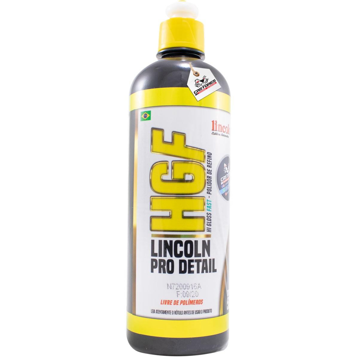 HGF HI GLOSS FAST 500G LINCOLN