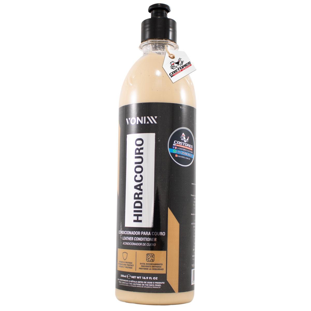 Hidracouro Hidratante De Couro Vonixx 500ml
